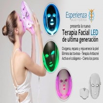 Terapia Facial Led de Ultima Generación
